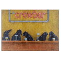 "Will Bullas cutting board ""crowbar"""