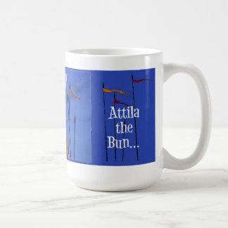 "Will Bullas mug ""Attila the Bun"""