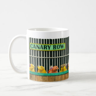 "Will Bullas mug ""canary row"""
