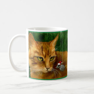 "Will Bullas mug ""Catnip Christmas"""