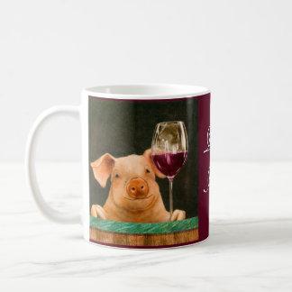 """Will Bullas mug """"pigot noir"""""""