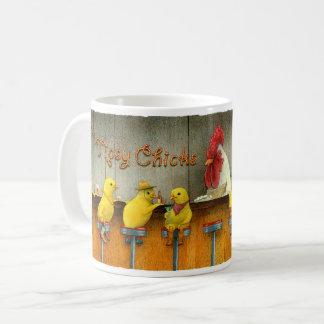 Will Bullas mug / tipsy chicks