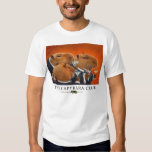 "Will Bullas tee ""Capybara Club"""