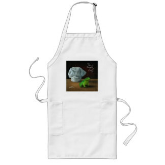 "Will Bullas' ""the French Chef..."" apron"