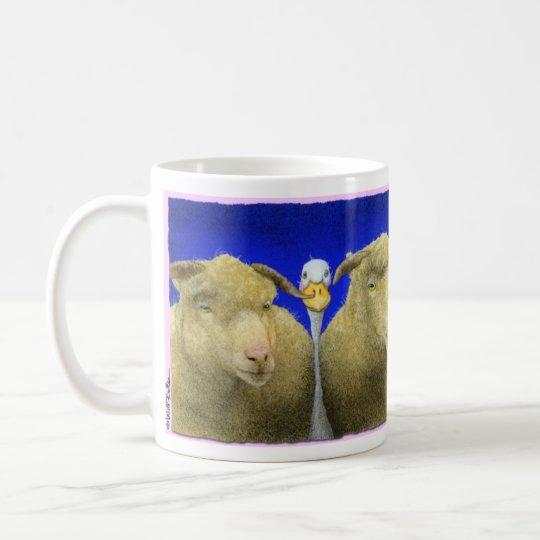 "Will Bullas Valentine mug ""between the sheeps"""