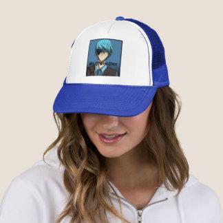 Will Cipher Is Grace Trucker Hat