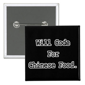 will code for chinese food buttons