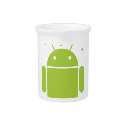 Will Code For Food (Android Software Developer) Pitcher