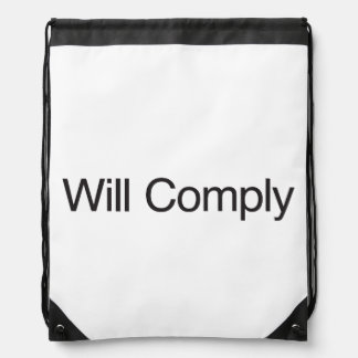 Will Comply.ai Backpacks
