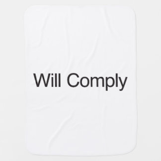 Will Comply.ai Baby Blankets