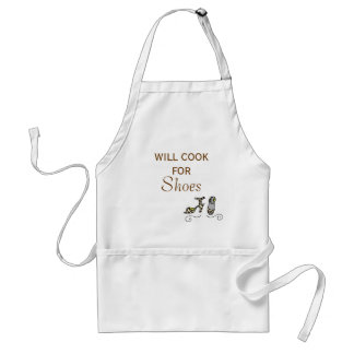 Will Cook Adult Apron