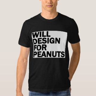 Will Design For Peanuts Shirt