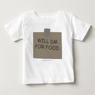 Will DM For Food Baby T-Shirt