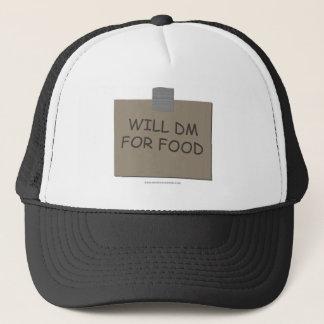 Will DM For Food Trucker Hat
