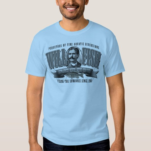 Will Fish - Suwannee River T-Shirt