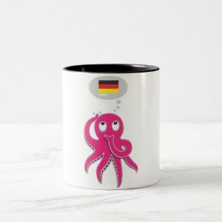 Will Germany win the next World Cup? Two-Tone Coffee Mug