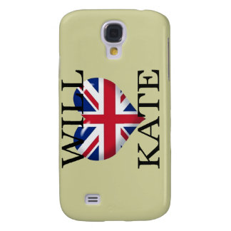 Will Heart Kate 1 Samsung Galaxy S4 Cases