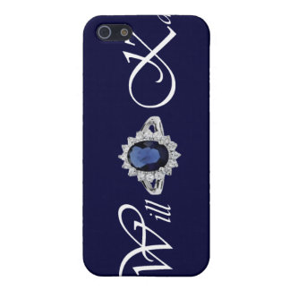 Will & Kate Case For iPhone SE/5/5s