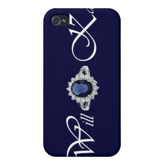 Will & Kate Cover For iPhone 4