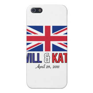 Will & Kate iPhone SE/5/5s Cover