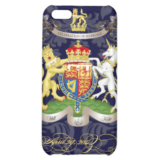 Will+Kate Memorabilia Customizable Background Case For iPhone 5C