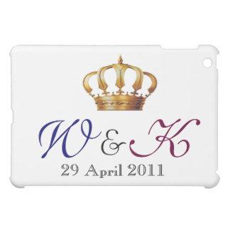 Will & Kate Monogram  iPad Mini Case