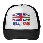 Will & Kate Trucker Hat