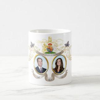 Will+Kate wedding, DIY background color!! Coffee Mug