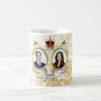 Will+Kate wedding, DIY color!! Mug