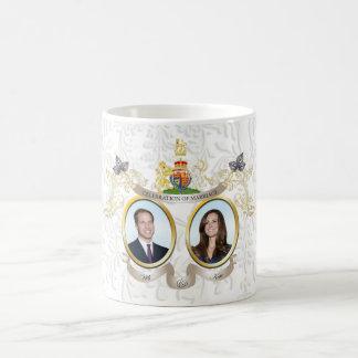Will+Kate wedding Memorbilia mugs