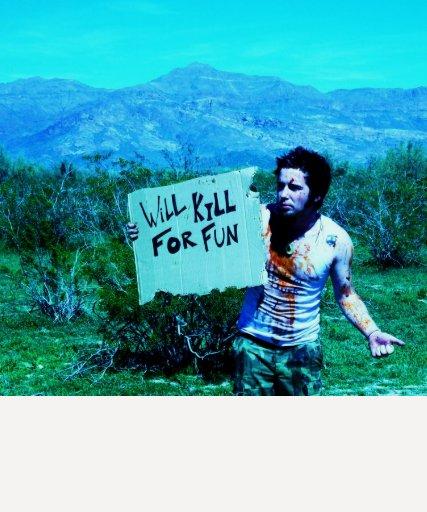 Will Kill For Fun. T-Shirt