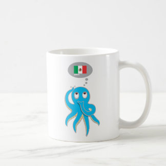 Will Mexico win the next World Cup? Classic White Coffee Mug