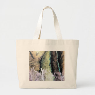 Will Of The wisp Large Tote Bag