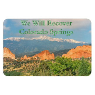 Will Recover Colorado Springs Pikes Peak Magnet