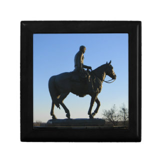 Will Rogers Into the Sunset Jewelry Box