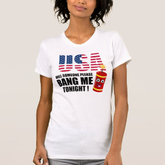 WILL SOMEONE PLEASE BANG ME TONIGHT T-Shirt