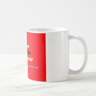 Will the real Conservative please stand up? Coffee Mug