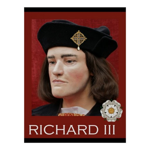Will the real Richard III please stand up? Print