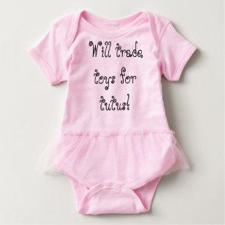 Will trade toys for tutus! baby bodysuit