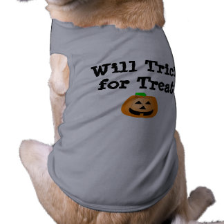 Will Trick for Treat Shirt