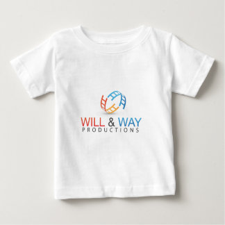 Will & Way Productions Merchandise Baby T-Shirt
