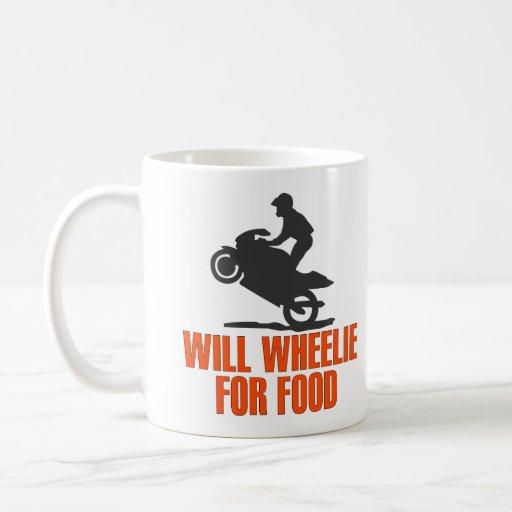 Will Wheelie Coffee Mugs