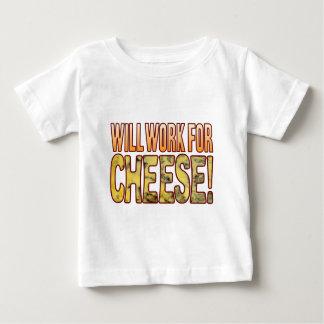 Will Work Blue Cheese Baby T-Shirt