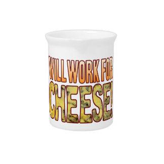 Will Work Blue Cheese Beverage Pitcher