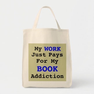 Will Work For Books Bags