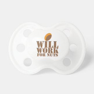 Will work for NUTS Pacifier
