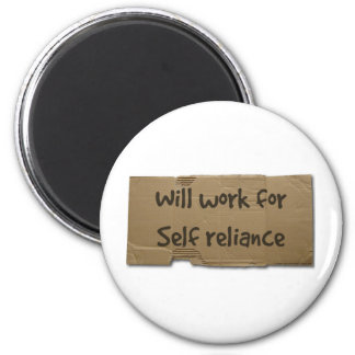 Will work for self reliance magnet