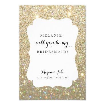 evented Will You Be My Bridesmaid Card - Wedding Day Fab