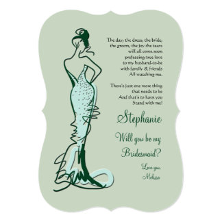 Will You Be My Bridesmaid Cards #2