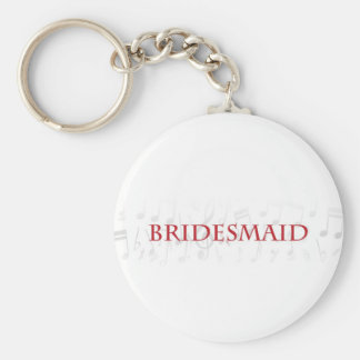 Will you be my bridesmaid? keychain